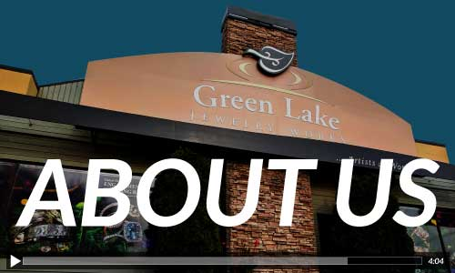 green lake jewelry shop exterior