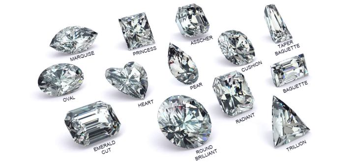 Diamond cut styles