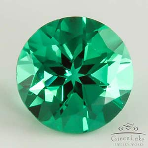 lab created Emerald