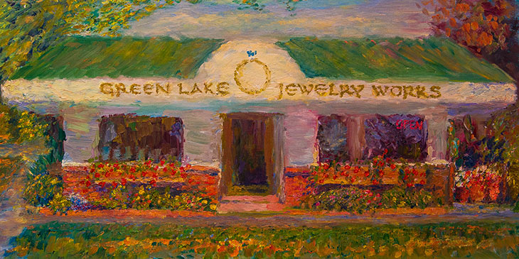 original green lake jewelry works