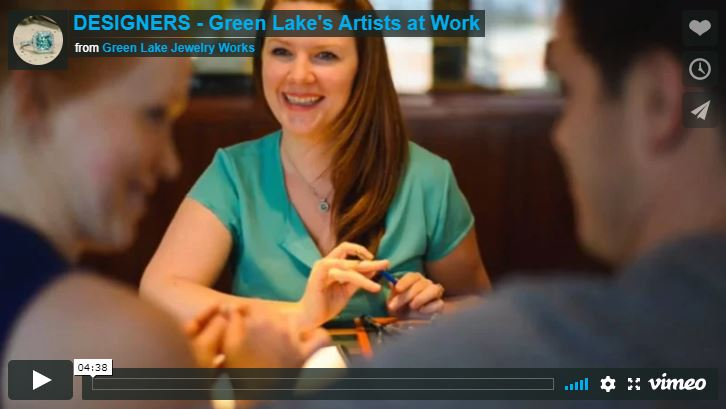 green lake jewelry designer