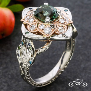 Unique Engagement Rings Design Your Own Engagement Ring
