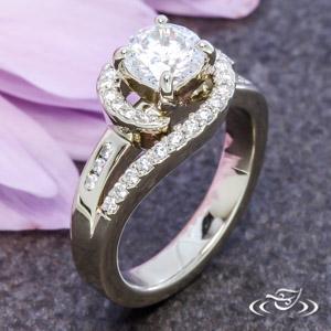 Most unique engagement rings