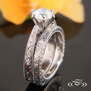 tree rings wide of fit wedding unisex comfort etched silver ring life